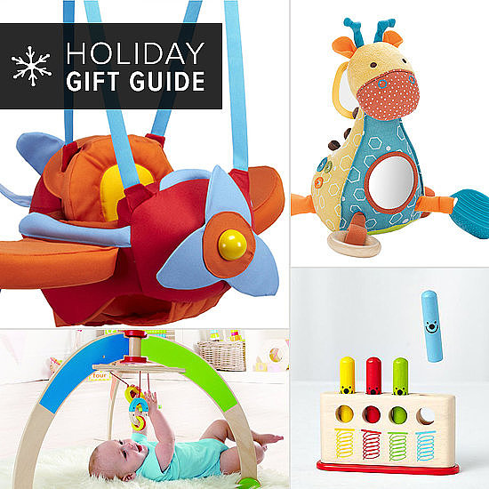 Baby's first holiday can't pass unnoticed. Though she may have more fun with the box than anything in it, there are still plenty of fun gift ideas to add to her toy chest this time of year, and POPSUGAR Moms has them all for you to shop right now.