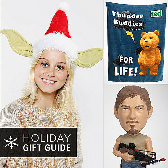 Head over to POPSUGAR Entertainment to find silly, weird, and cool gifts to get your white elephant party started — there may even be stuff you want for real!