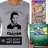 We all know '90s nostalgia is hot, hot, hot right now, and you can get in on the trend by giving one of POPSUGAR Entertainment's nostalgia-themed gifts this holiday season.