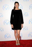 Shailene Woodley in Valentino at the 2012 Producers Guild Awards