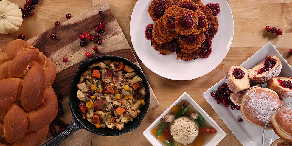 How to Plan the Perfect Thanksgivukkah Feast