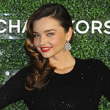 Pictures Of Miranda Kerr In Black And White Dress In Japan