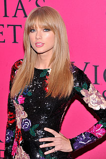 Taylor Swift Hair at the Victoria's Secret Fashion Show 2013