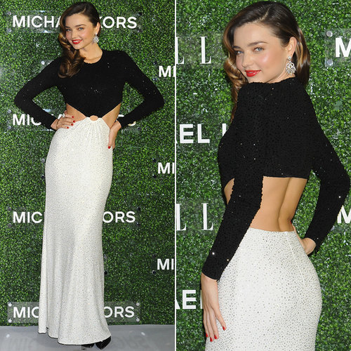 Miranda Kerr's Best Red Carpet Looks in One Place