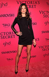 Jacquelyn Jablonski at the Victoria's Secret Fashion Show.