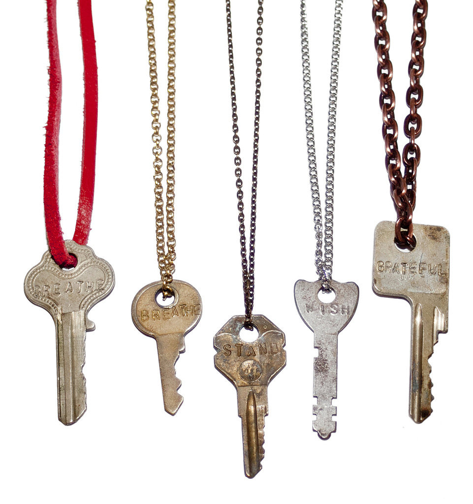 These keys ($35) aren't just unique gifts — they're part of The Giving Keys' mission to help employ those transitioning out of homelessness. Each unique key also carries a message, and the organization invites you to pay that message forward to someone who needs it. How's that for a thoughtful present?