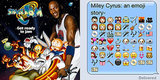 Miley Cyrus's Life in Emoji