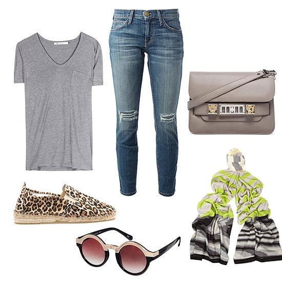 Your Ultimate Weekend Wardrobe, Sorted