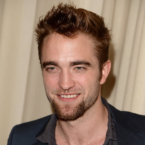 Pictures Of Robert Pattinson With A Goatee