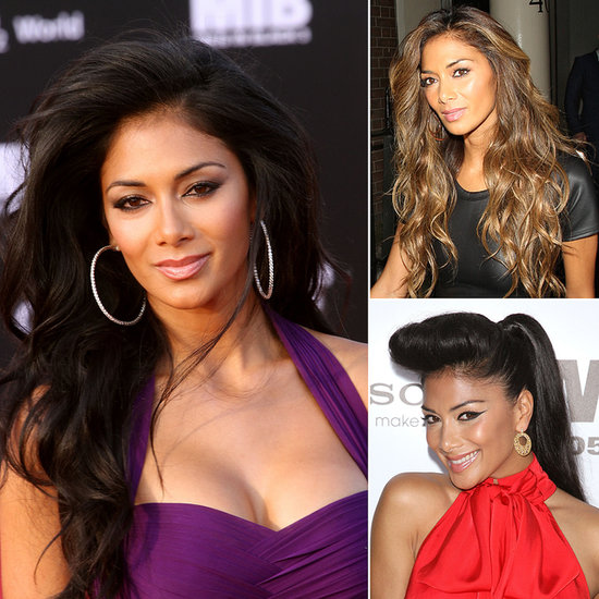 Nicole Scherzinger's Hair Has The X Factor