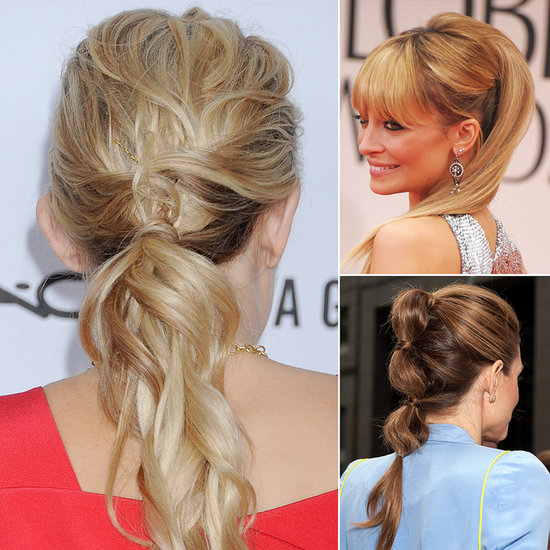 These Ponytails Are Anything But Boring