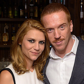Claire Danes and Damian Lewis at Homeland Screening