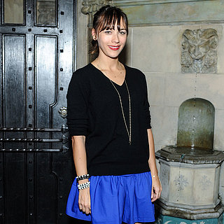 Rashida Jones at Dannijo Party