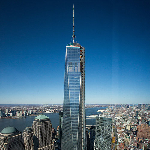 One World Trade Center in NYC | Pictures