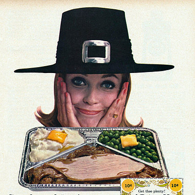 Vintage Thanksgiving Ads