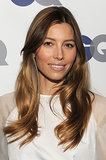 Looking good doesn't need a lot of drama. Casual waves and a natural makeup palette looked glowing on Jessica Biel.