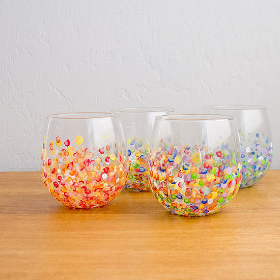 Dotted Tumblers