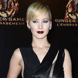 Jennifer Lawrence at Catching Fire Premiere in Paris
