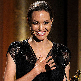 Governors Awards 2013 Celebrity Pictures: Angelina Jolie