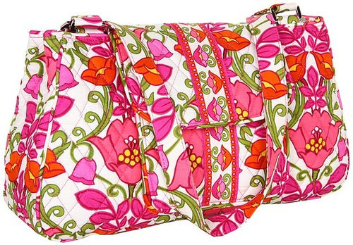 Vera Bradley - Edie Satchel (Lilli Bell) - Bags and Luggage