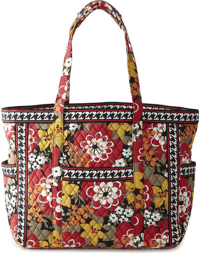 Vera Bradley Bittersweet Get Carried Away Tote