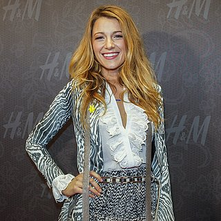 Blake Lively at H&M Store Opening in New Orleans