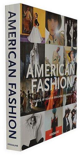 ASSOULINE American Fashion Book