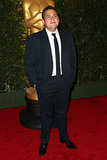 Jonah Hill attended the Governors Awards.