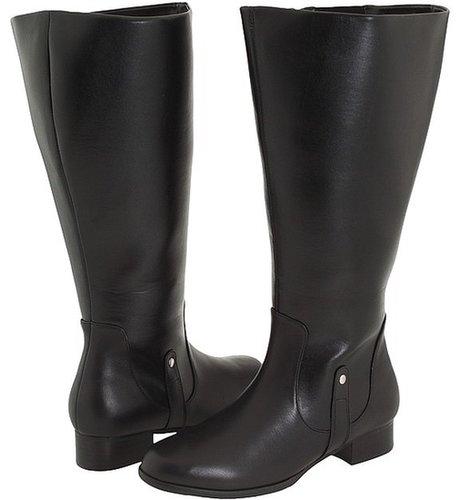 Ros Hommerson - Sonah Wide Wide (Black Softy Calf) - Footwear