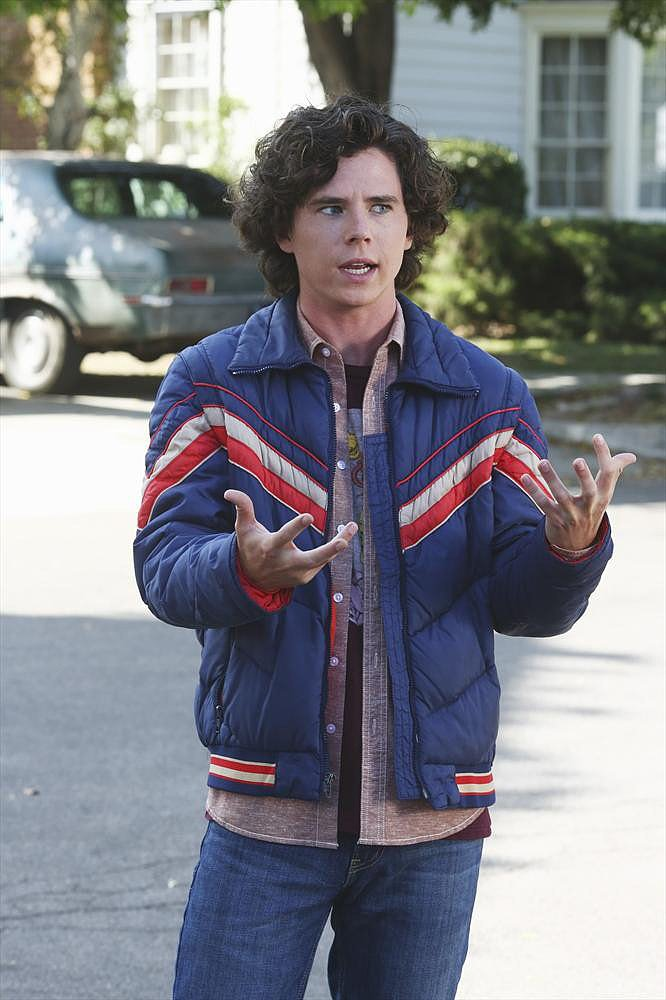 The Middle Charlie McDermott on The Middle.