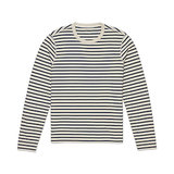 If your guy is a boat lover, look no further than the breton striped sweater ($70) from Club Monaco, whose navy and white stripes lend a nautical nod to any outfit.