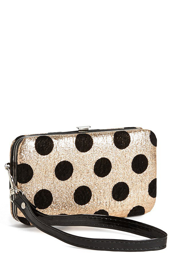 BP. iPhone Wallet Wristlet