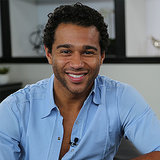 Corbin Bleu Interview For Dancing With the Stars | Video