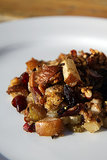 Stuffings: Cranberry-Pear Wild Rice Stuffing