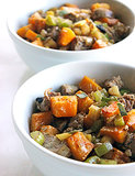 Stuffings: Sausage, Apple, and Butternut Squash Stuffing