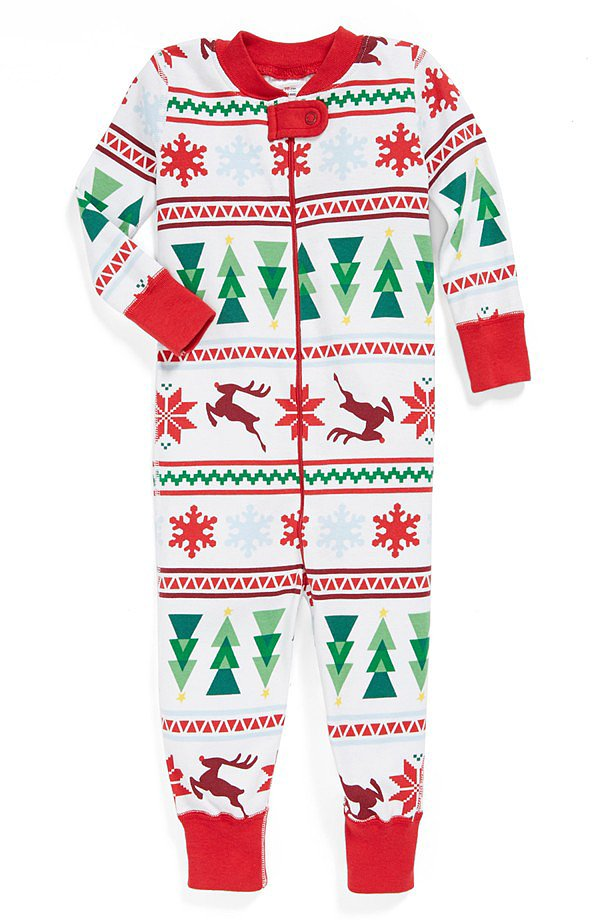 Hanna Andersson Night Night Baby Sleeper Pajamas