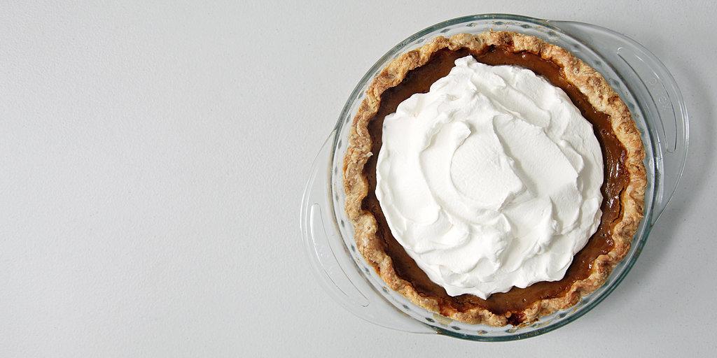 Nothing Beats Classic Pumpkin Pie