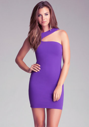 Top Slash Cutout Dress
