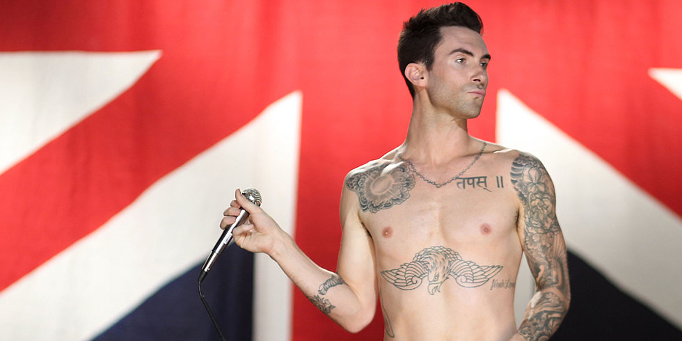 Adam Levine's Sexiest Music Videos