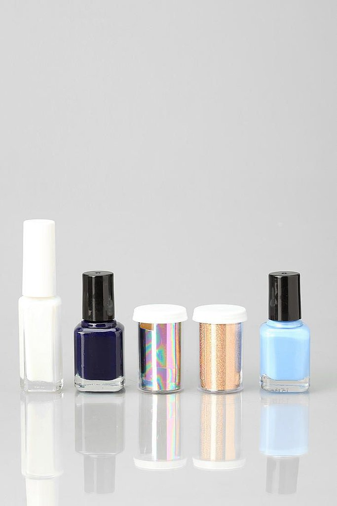 Foil Film Manicure Set
