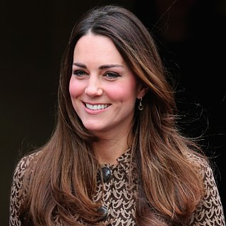 Kate Middleton Ombre Hair at Only Connect 2013