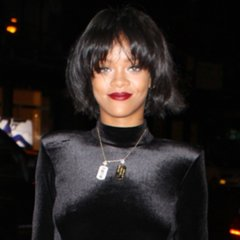 Rihanna and Jessica Pare Show Off New Hairstyle