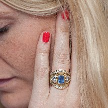 Poppy Delevingne Engagement Ring Pictures