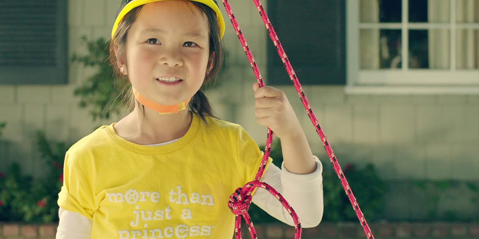 GoldieBlox Channels the Beastie Boys in Best Commercial Ever