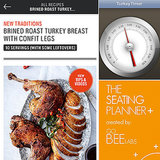 8 Apps to Help Host an Unforgettable Thanksgiving Dinner