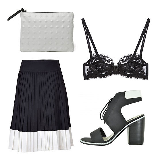 Monochrome Wardrobe Staples