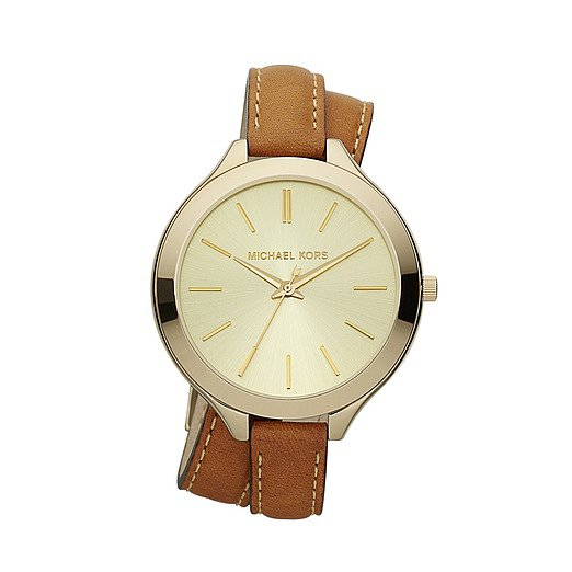Show Mom just how much you care with an elegant timepiece. This Michael Kors Slim Double Wrap Watch ($160) will go with everything she wears.