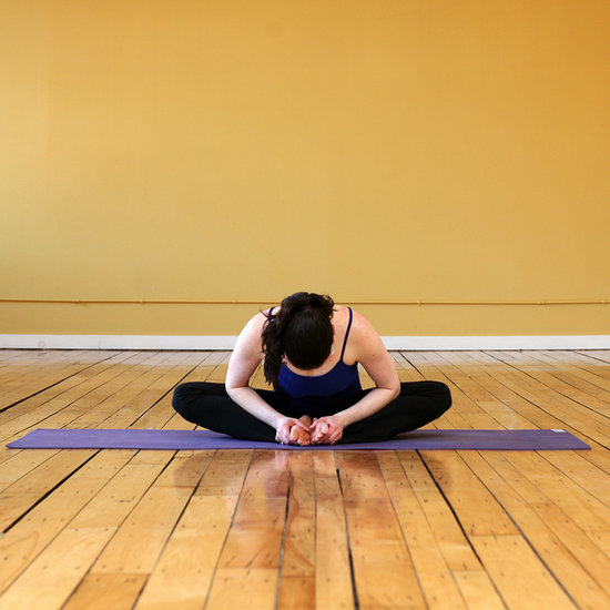 Revive and Release: A Gentle Yoga Sequence