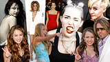 Miley's Transformation From Tween to Twerk!