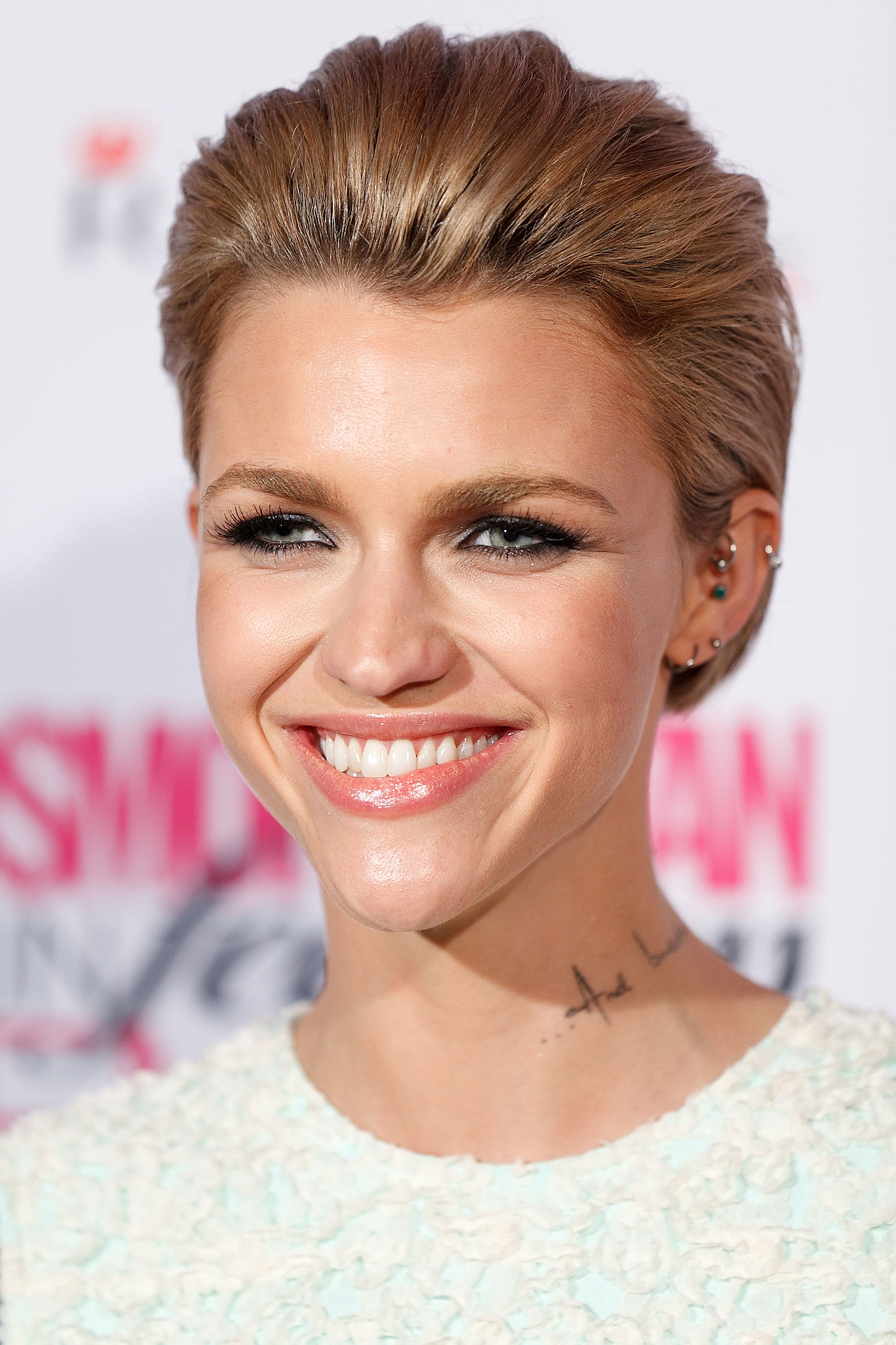 Hairstyles Ruby Rose : Ruby Rose